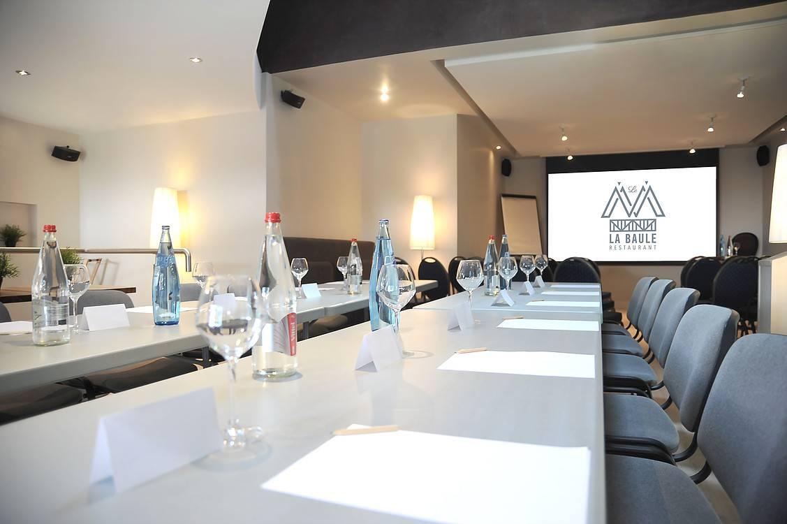 Repas de Groupe - Le M - Restaurant la Baule